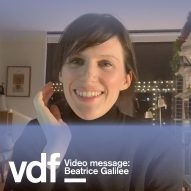 """Everyone in the creative industries is """"wondering what our role is"""" says Beatrice Galilee"""