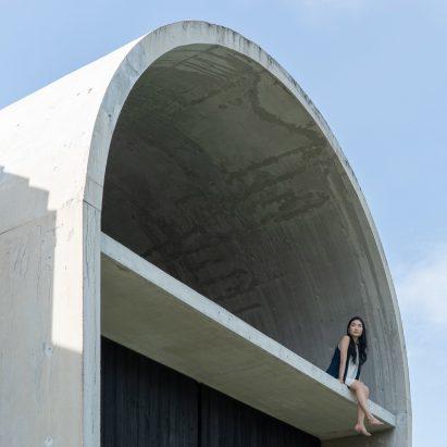 Bewboc House by Fabian Tan doors