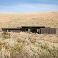 Imbue Design constructs off-grid residence Boar Shoat in Idaho