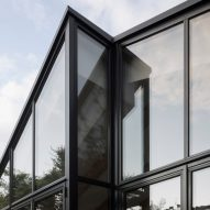 Burnt House by Will Gamble Architects and Smith & Butler glazing