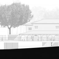 Caselas school by Site Specific Arquitectura