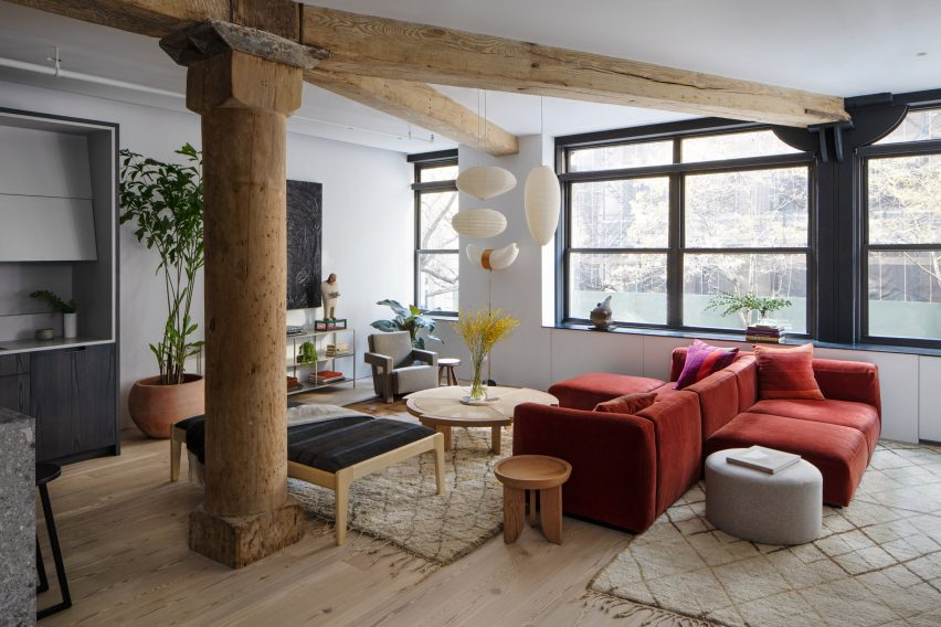Chelsea Loft by Worrell Yeung and Jean Lin