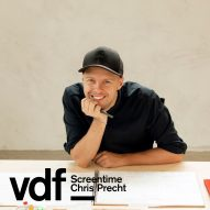 Architect Chris Precht speaks to Dezeen live as part of Virtual Design Festival
