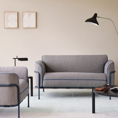 Clara chair by Terri Pecora for Modus