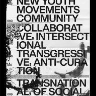 Dazed Media coronavirus poster campaign