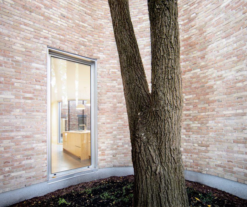deNormanville by Thomas Balaban Architect