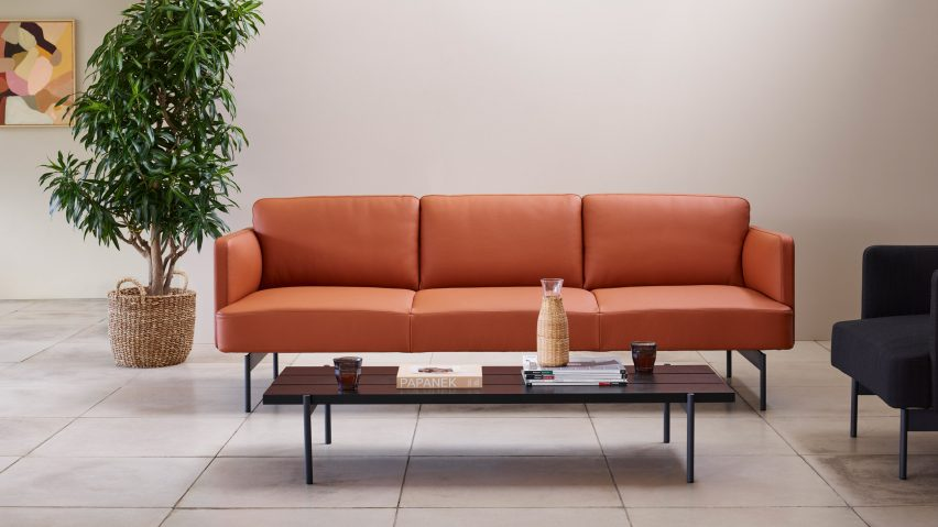 Draft sofa by PearsonLloyd for Modus