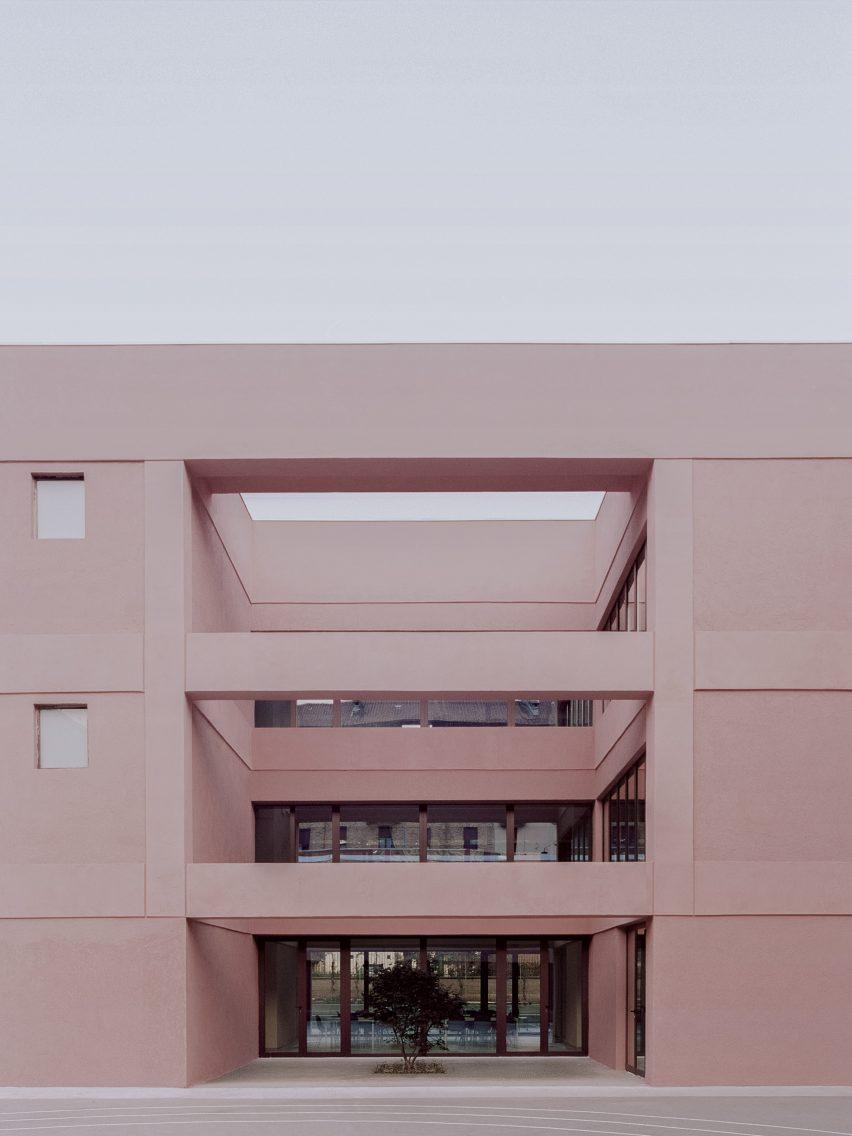 Enrico Fermi School by BDR bureau
