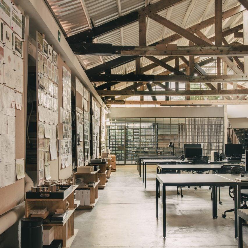Esrawe studio Mexico City