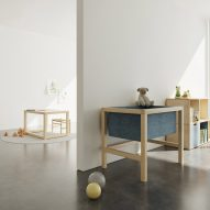 NINA baby cradle by FEIT