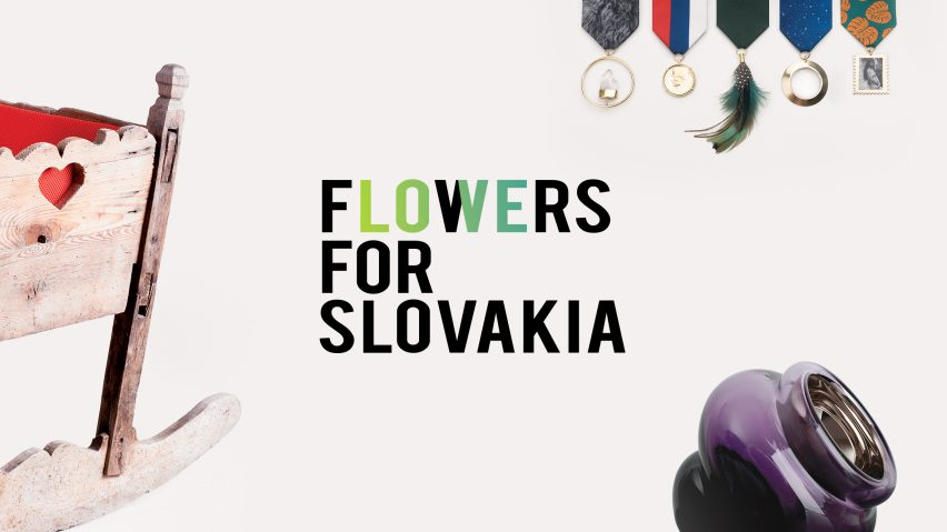 Flowers for Slovakia for VDF x Ventura Projects