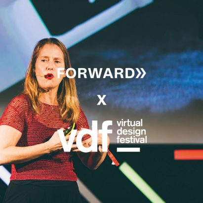 Paola Antonelli speaks at Forward Festival