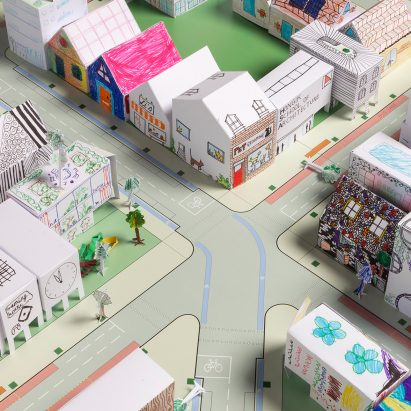 Foster + Partners creates series of architecture challenges for children in lockdown