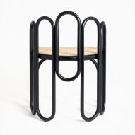 Frattinifrilli introduces multifunctional stool and bentwood chair