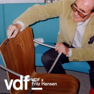 Fritz Hansen celebrates 100 years of Vico Magistretti with re-release of Vico Duo chair