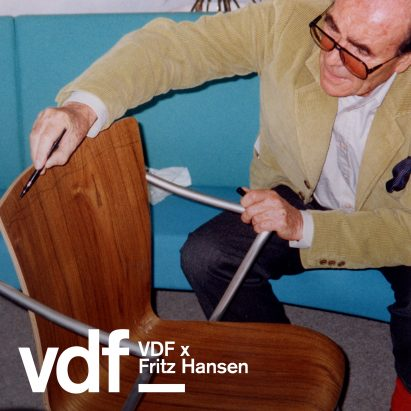 Fritz Hansen and Virtual Design Festival celebrate 100 years of Vico Magistretti