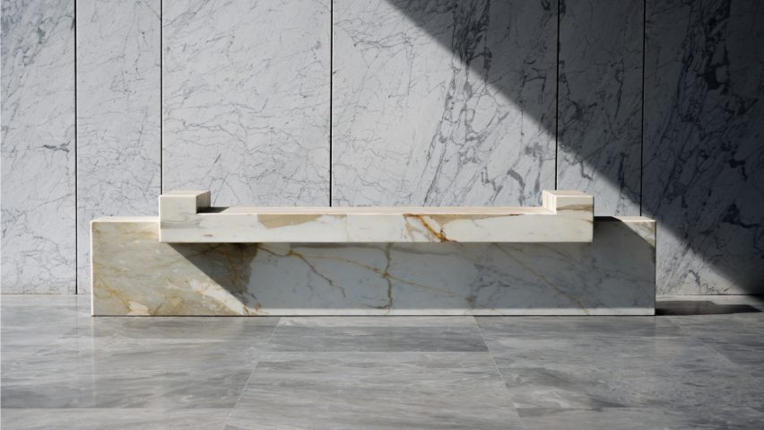 Future of Natural Stone by Progetto99 Stone Design for VDF x Ventura Projects