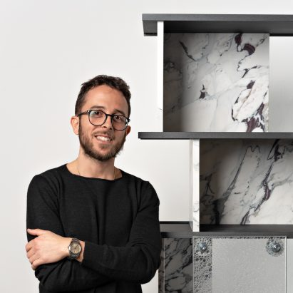 Future of Natural Stone by Progetto99 Stone Design for VDF x Ventura Projects