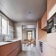 Gallery House by Raúl Sánchez Architects kitchen
