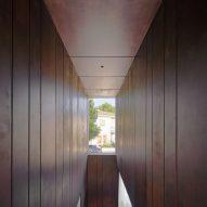Gallery House by Raúl Sánchez Architects aperture
