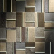 Murano tile collection by Giovanni Barbieri