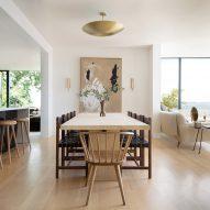 JDP Interiors renovates San Francisco home for couple that loves to entertain