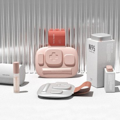 Kiran Zhu's portable Handy Capsule aims to improve public hygiene