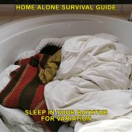 Home Alone - A Survival Guide, coronavirus lockdown challenges, by Max Siedentopf