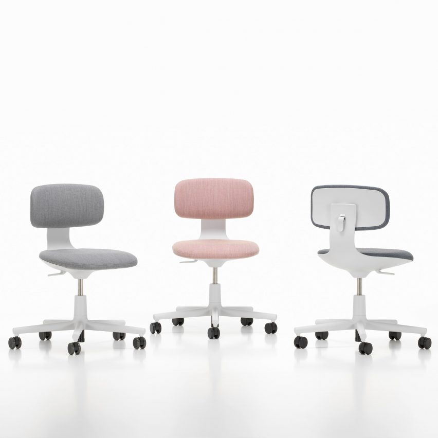 Rookie by Konstantin Grcic for Vitra