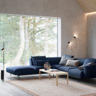 In Situ Modular Sofa by Muuto