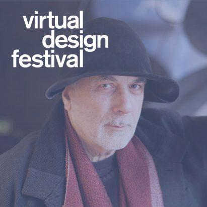 Virtual Design Festival video message from lockdown