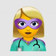 "Coronavirus-related emojis by &Walsh offer ""comic relief"" during pandemic"