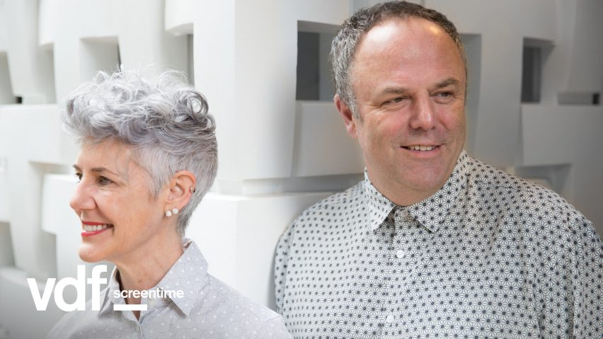 Mark Dytham and Astrid Klein of Klein Dytham Architecture speak to Dezeen as part of Virtual Design Festival