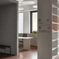 Kovalska office designed by Artem Trigubchak and Lera Brumina