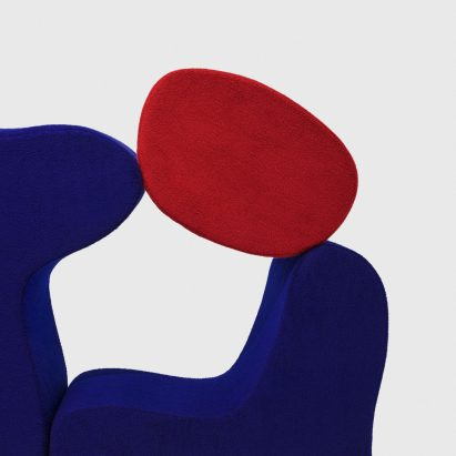 Kvadrat upholstery collection by Raf Simons