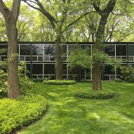 Mies van der Rohe's Lafayette Park in Detroit captured in new photographs