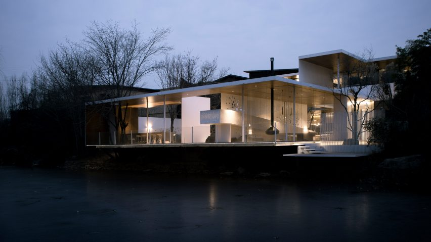 Landscape House by TAOA