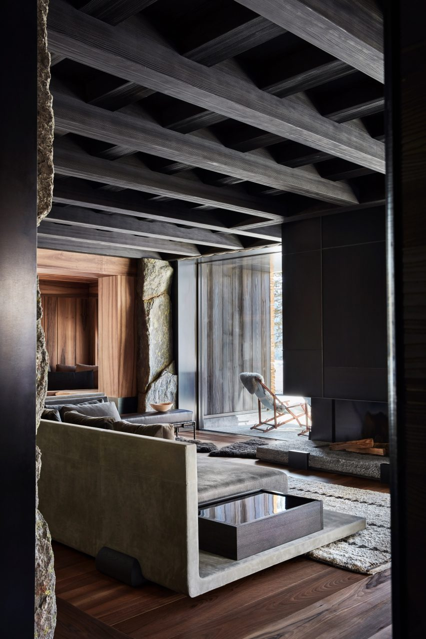 Luxury Villas by Liaigre: Engadine, Switzerland