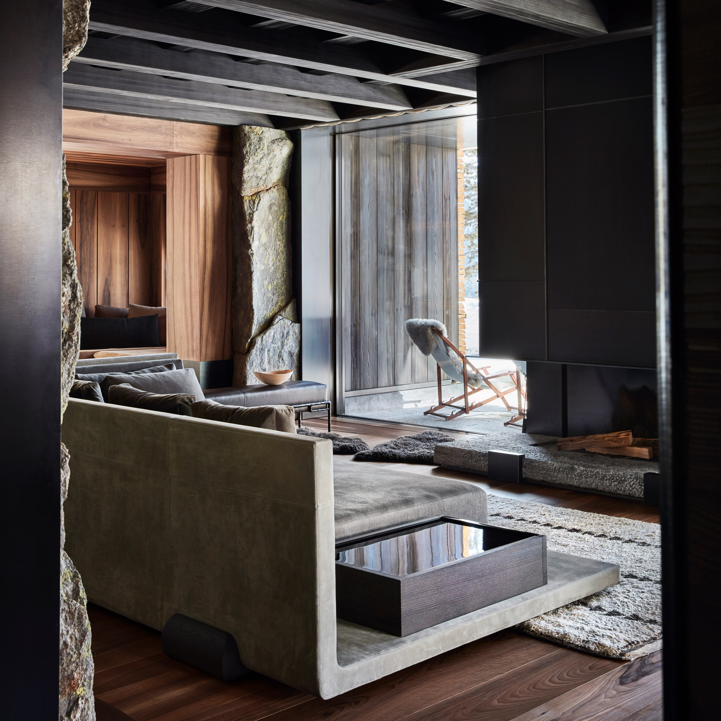 Luxury Villas Around The World By French Interiors Studio Liaigre
