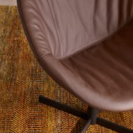 Lily Compact chair by Michael Sodeau for Modus