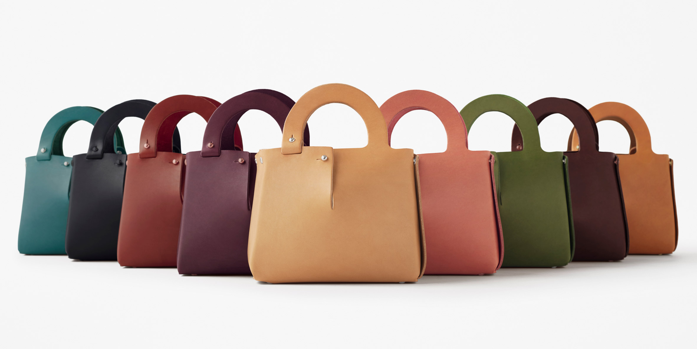 Nendo Designs Mai Bag From Single Sheet