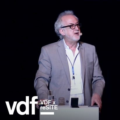 Michael Sorkin 2015 reSITE lecture