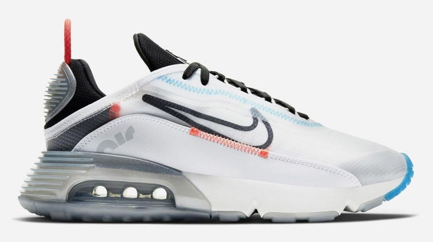 Deseo formal asesinato  Nike designs Air Max 2090 to be
