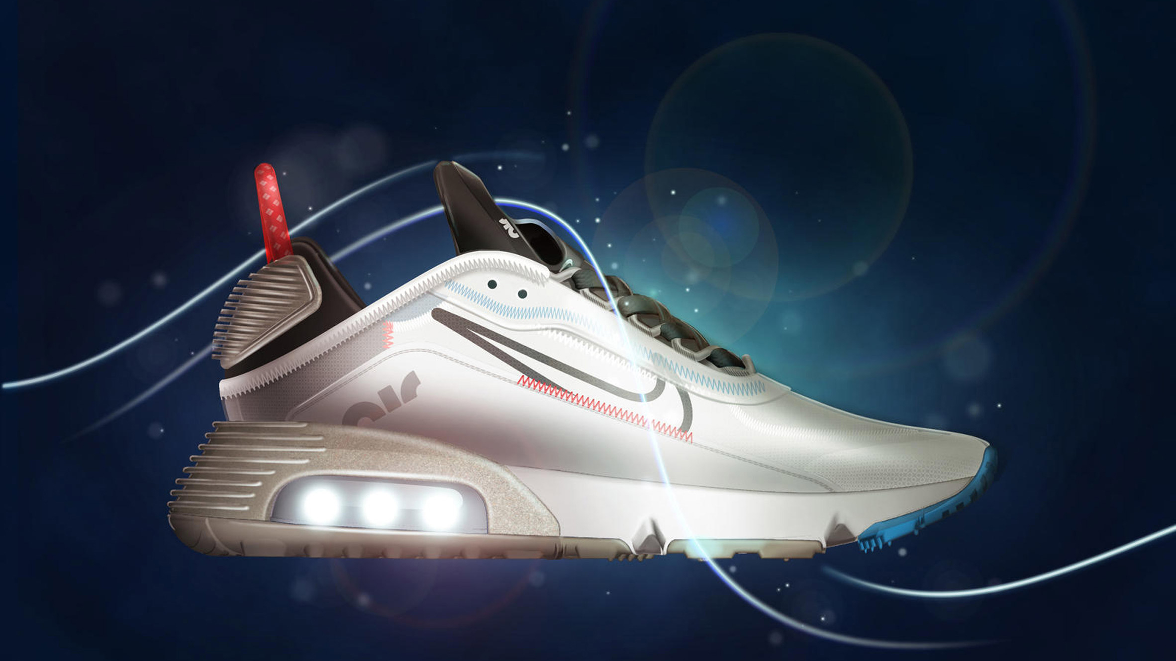 Trágico sal Sin  Nike designs Air Max 2090 to be
