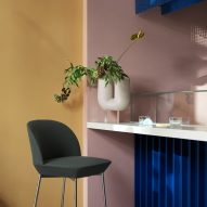 Oslo Counter & Bar Stool for Muuto by Anderssen & Voll