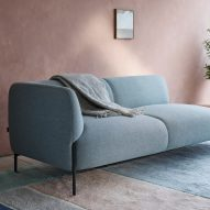 Panda sofa and armchair by Monica Förster for Modus