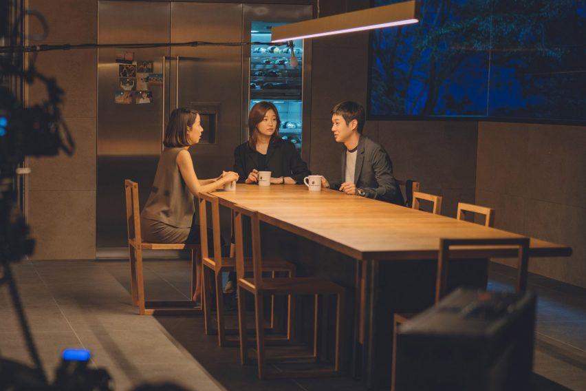 Parasite film interview with production designer Lee Ha Jun