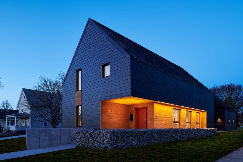 Passive House by Robert Arlt