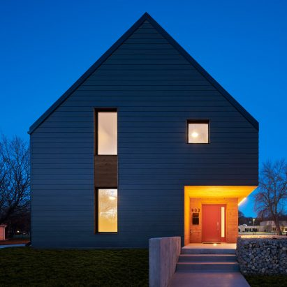 Passive House by Robert Arlt
