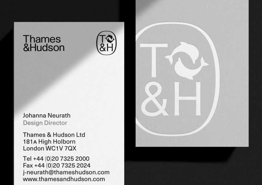 "Pentagram ""future-proofs"" Thames & Hudson with latest rebrand"